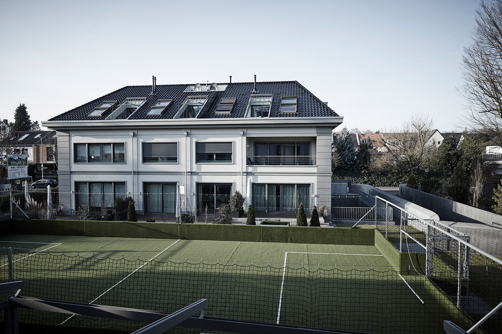 Cologne Villa, Germany
